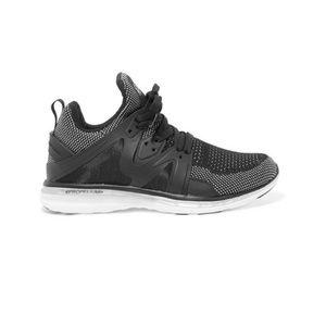 APL Ascend Techloom Mesh Sneakers in Black